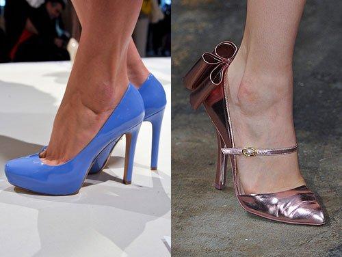2013 წლის გაზაფხული-ზაფხულის ფეხსაცმლის მოდური ტენდენცია (+ულამაზესი ფოტო-კოლექცია)