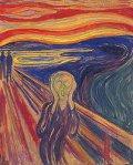 მძაფრი ემოციები ხელოვნებაში - ექსპრესიონიზმი (+ ნახატები)